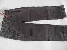 CARBONE coolebraun eingefärbte Jeans Gr. 122 NEU