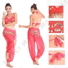 Belly dance Costume set Danse Du Ventre vêtements Régler trousers & TOP bra