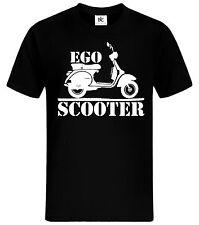 EGO SCOOTER T-SHIRT FUN MAGLIETTA ROLLER Schwalbe Simi s51 s50 mopelt DDR maglietta di culto