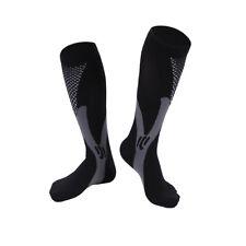 Unisex Leg Support Stretch Magic Compression Socks Performance Sports Running