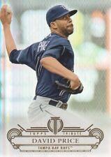 2014 Topps Tribute Baseball #84 David Price Tampa Bay Rays