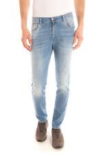 Jeans Daniele Alessandrini Jeans -65% Uomo Denim PJ5385L6603500-1111 SALDI