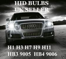 2 Xenon Hid Lampadine Lampadina H1 H3 H7 H7R H7C H8 H9 H11 HB3 9005 HB4 9006 Venditore UK