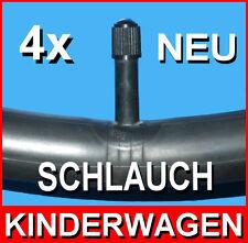 4x Schlauch 12 1/2 x 2 1/4 Kinderwagen Reifen Buggy Roller Kinderwagenschlauch