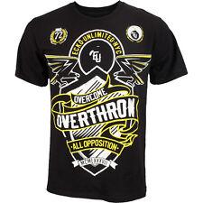 BNWT ECKO MMA BLACK ZERO OPPOSITION SHIRT S M L XL XXL XXXL