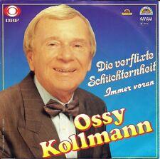 Single / OSSY KOLLMANN / ORF / AUSTRIA / RARITÄT /