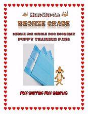 "23x36"" Bronze Dog Puppy Pet Housebreaking Pad, Pee Training Pads,Underpad SAMPLE"