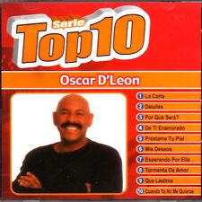 Oscar D'Leon Serie Top Ten Salsa CD 2004
