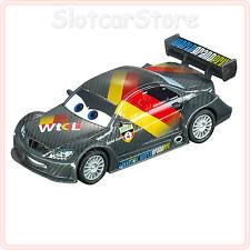 """Carrera Go 61199 Disney/Pixar Cars 2 """"MAX rapidamente"""" 1:43 CAR AUTO"""