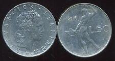 ITALIE   ITALY  50 lire 1963