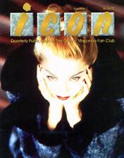 MADONNA ICON FAN MAGAZINE VOL. 6 NO. 1 1996 EVITA