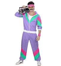 Widmann 80'er Shell Suit Trainingsanzug Jogginganzug Karneval Fasnacht bunt NEU