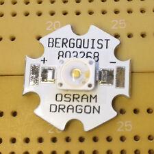 OSRAM Golden Dragon PLUS BIANCO 4000K 4W LED emettitore & STAR montato 82lm