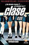 Clase 406 - Season 1 (DVD, 2006, 2-Disc Set)