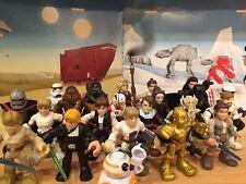 """Playskool Star Wars Galactic Heroes 2.5"""" Figures - Choose 1 or More Combine Ship"""
