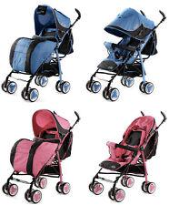 BabyStar Kinderwagen Buggy Kindersportwagen Babywagen Jogger - 2 Farben + GRATIS