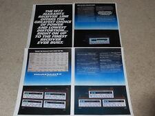Marantz 1977 Receiver Brochure, 4 pgs, 2385,2252,2238,2285,Specs, Info, Articles