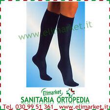 Gambaletti elastici unisex 70 den12-15 mmHg calze elastiche da viaggio calzini
