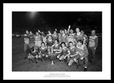 Liverpool FC 1984 European Cup Final Team Photo Memorabilia (718)