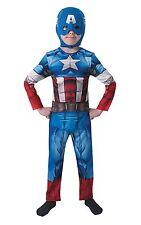 Costume Carnevale bambino Captain America The Avengers *05051