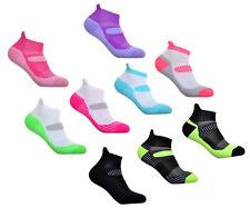 WB Socks Womens Running socks - Ankle & Arch Support, Padded, Lightweight