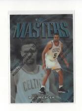 1997-98 Finest #293 Ron Mercer Celtics