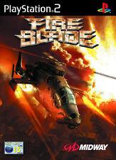 Fireblade für PS2 *TOP* (mit OVP)
