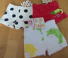 Lourdes baby boy girl swim pants shorts trunks 3-6, 12-18 BNWT designer