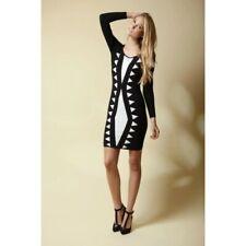 ELLIATT - Geo Knit Dress *BNWT*