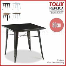 Tolix Dining Table Bar Replica Xavier Pauchard Restaurant Cafe Metal Steel Legs