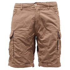 5952S bermuda uomo PERFECTION nocciola light brown pantalone short pant men