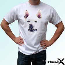 Akita americain-chien t shirt top tee design-homme femme enfant & bébé tailles