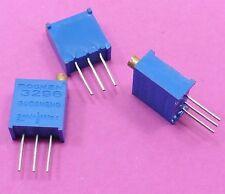 Precision Multiturn Variable Trimmer 3296 Preset Resistor Potentiometer 3296W