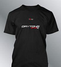 Tee shirt personnalise Daytona 675R S M L XL XXL homme moto 675 R
