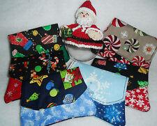 Wallet Christmas Fabrics Handmade Credit Card Keeper Gift Card Holder Cotton