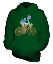 Route Cycliste Sweat à Capuche Unisexe Haut Cadeau Bicyclette Extérieurs