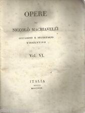 MACHIAVELLI_FIRENZE_LUCCA_MILITARIA_TEATRO_BELFAGOR_MANDRAGORA_LINGUA ITALIANA