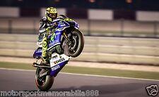 VALENTINO ROSSI 2015 A2 OR A3 POSTER PHOTO PRINT MOTO GP YAMAHA MOVISTAR AGV