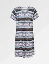 Fat Face - Women's - Clara Bloomsbury Stripe Dress - Multi - 100% Viscose - BNWT