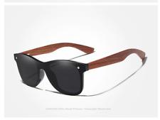 KINGSEVEN Natural Wooden Sunglasses Men Polarized Fashion Sun Glasses