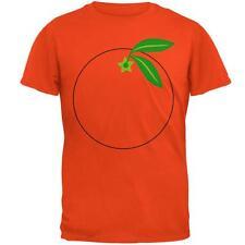 Halloween Fruit Orange Costume Mens T Shirt