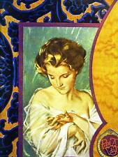 Para Ti Art Cover 1925 BIONDA E BELLA PEARL RING Matted
