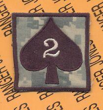 2-506 Inf 4th Bde 101st Airborne HCI Helmet patch D