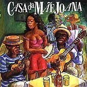 FREE US SHIP. on ANY 2+ CDs! ~Used,Good CD : Casa Da Mae Joana - Samba music