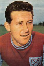 CALCIO FOTO > KEN Brown West Ham United 1960s