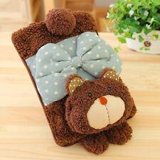 Bear Pillow Hand Warmer Hot Water Bottle Electric Warming Bag Christmas Gift