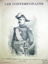 VINOY 1800-1880 GRAND CHANCELIER DE LA LEGION D'HONNEUR