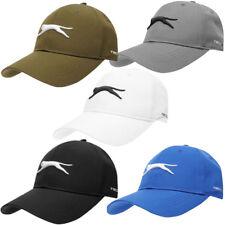 Slazenger Tech Cap  Kappe Mütze Basecap Schwarz Weiß Blau Grau Khaki neu