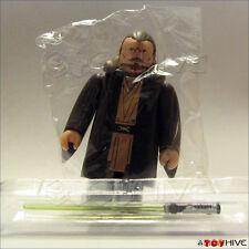 """Star Wars Kubrick Qui-Gon Jinn Series 8 Medicom 2"""" Figure with box"""