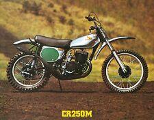 1974 HONDA CR250M ELSINORE PHOTO VINTAGE AHRMA